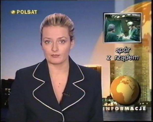 Urszula Rzepczak - Informacje, Polsat. Więcej na: www.forum.tvp.tv.pl