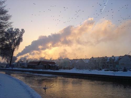 Rzeka Pisa #Pisz #Remes #Mazury