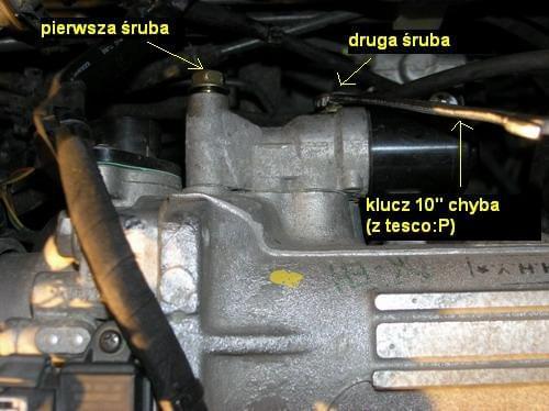 Honda Civic 1.5 (D15Z8)-drży,nierówna praca na wolnych obr