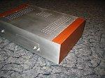Wzmacniacz Mosfet 2*200W/4R + odtwarzacz CD