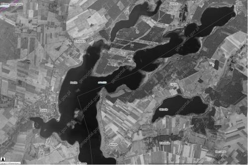 jez. Powidzkie - północna część #powidzkie