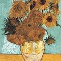 Vincent Van Gogh - Sunflowers #VincentVanGogh #sloneczniki
