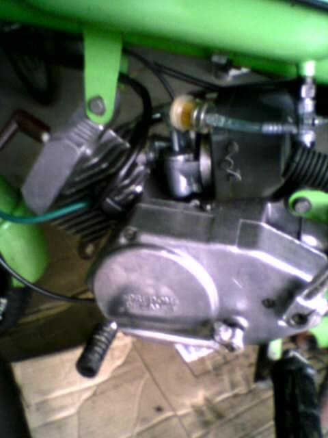 Silnik 23 #motorynka #silnik