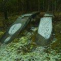 kanał dla samochodów na bunkrach - wilkocin