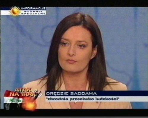 <font color=darkblue size=3><u>Informacje, Telewizja Polsat.</u></font><br>Urszula Rzepczak - dawniej dziennikarka i prezenterka Informacji w Polsacie, autorka programu podróżniczego Obieżyświat w Polsat 2 International, a...