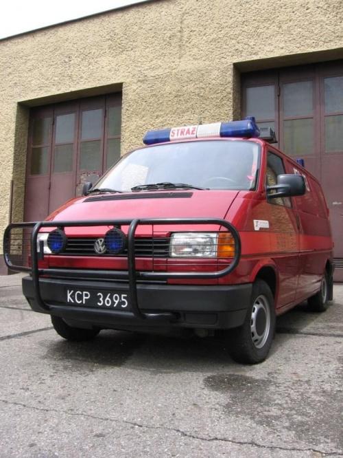 Lekki samochod SLRT ratownictwa technicznego bedący na wyposażeniu JRG W jastrzębiu-Zdroju ---- fot-Łukasz Klimek