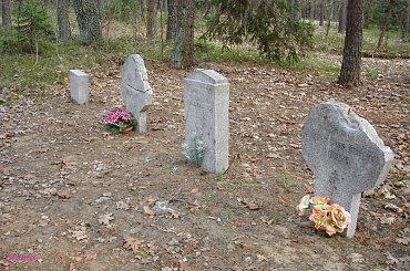 Jabłoń - cmentarz wojenny 2006r