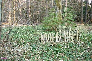 Pieczysko - nieczynny cmentarz ewangelicki