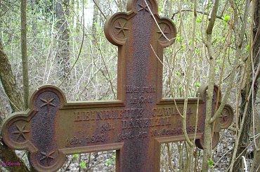 Orłowo - nieczynny cmentarz ewangelicki