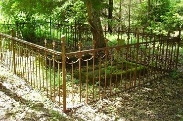 Nicponek - nieczynny cmentarz ewangelicki