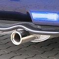 Nowa końcówka rury wydechowej - powiększenie #rover #coupe #tomcat #wydech