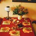 Wielkanocny stół #swieta #dekoracja #stół #wielkanoc #dekoracje